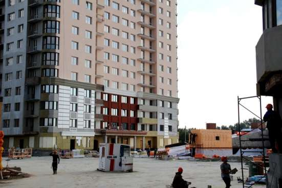 Квартиры в новостройке шесть звёзд в Новосибирске Фото 5