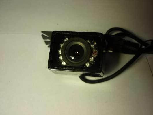 Камера заднего вида с 9 ИК диодами подсветки в Нижнем Новгороде Фото 3
