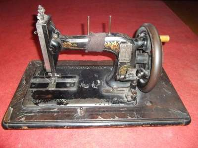 швейную машину машинка попова