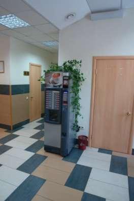 Сеть вендинговых аппаратов (кофе)