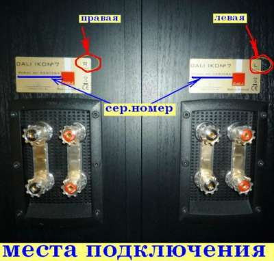 Акустическая система — DALI Ikon 7 —