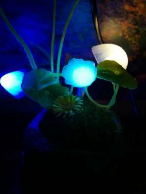 Оригинальный светильник Аватар-Грибы в Челябинске Фото 4
