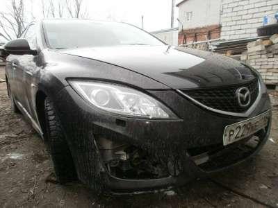 автомобиль Mazda 6