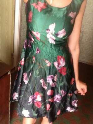 Шелковое платье в Москве Фото 2