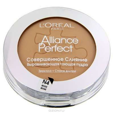 Пудра L'Oreal Alliance Perfect
