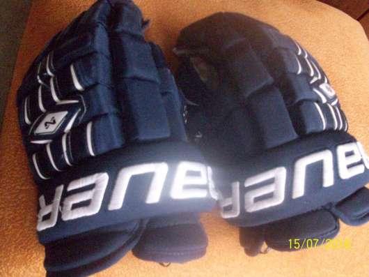 Перчатки хоккейные в г. Минск Фото 2