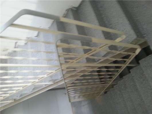 Лестничные ограждения, пожарные лестницы, ограждения, кровельные, лестничные, балконные. в Санкт-Петербурге Фото 2