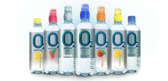 Кислородная вода «o2alive» оптом