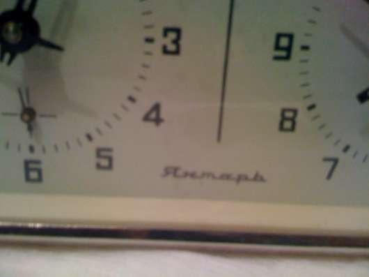 Шахматные часы Янтарь  СССР 70-е.