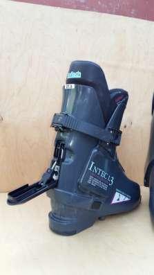 Горнолыжные ботинки мужские