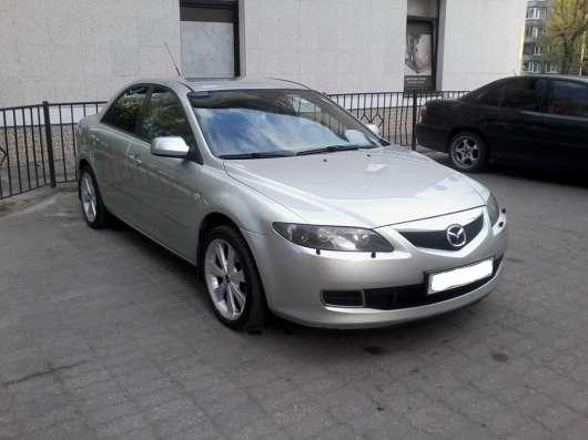 Продажа авто, Mazda, 6, Механика с пробегом 190000 км, в Калининграде Фото 5