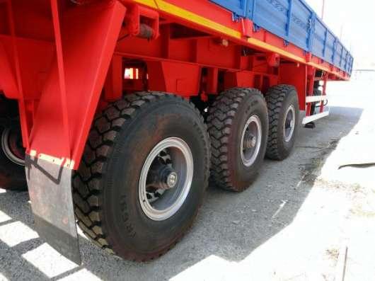Полуприцеп тяжеловоз 36 тонн вездеход со склада, ПТС в наличии