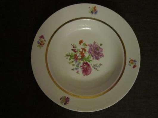 Фарфоровые тарелки 60-х годов в Краснодаре Фото 2