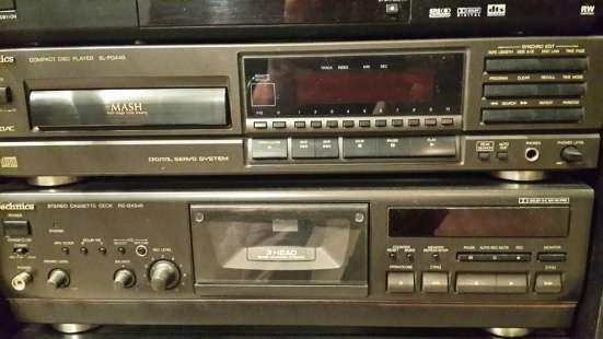 Продам японскую аудиотехнику
