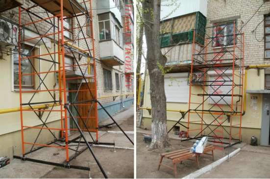 Аренда вышка-тура в Тольятти Фото 3