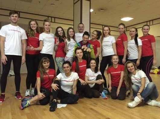 Школа фитнеса Варвары Медведевой во Владивостоке