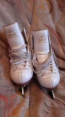 Коньки детские фигурные Jackson Freestyle, 26 размер