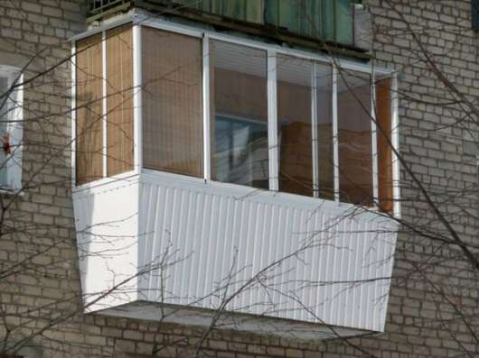Алюминиевые раздвижные балконные рамы. ПВХ рамы на балкон