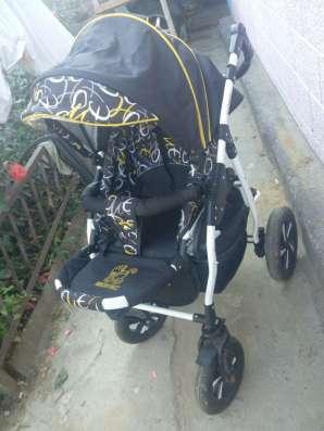 Детская коляска SONIC (3 в 1) в г. Алматы Фото 2