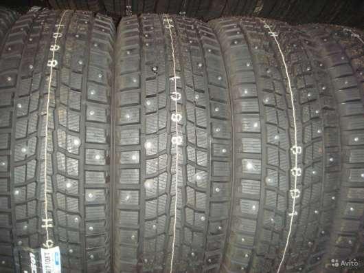 Новые шипы Dunlop 205/65 R15 Winter ICE01