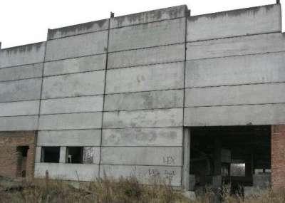 Б/У плиты стеновые для бокса склада
