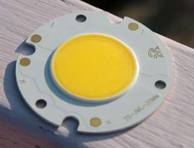 Светодиод для трековых светильников 30Вт. круглая 32-36В