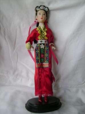 Куклы из коллекции. 4 - ре штуки.