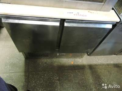 торговое оборудование Холодильный стол gastro