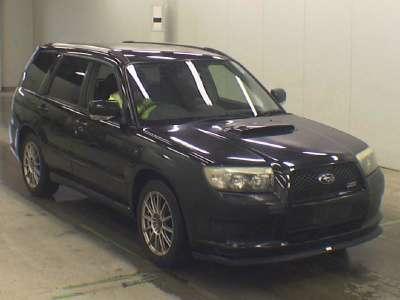 подержанный автомобиль Subaru