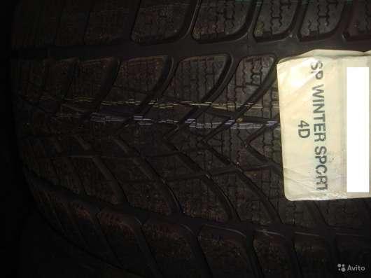 Новые зимние Dunlop 235 45 R17 Winter Sport 4D в Москве Фото 3