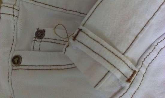 Белые джинсы (Турция)