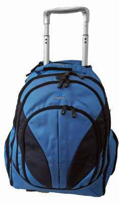 Рюкзак на колесах