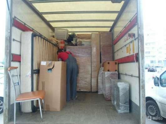 Грузоперевозки переезды квартирный офисный грузчики перевозка грузов мебели такелаж в Москве Фото 5