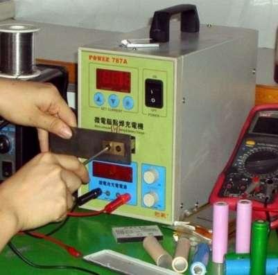 Аппарат для точечной сварки с блоком питания в Калининграде Фото 1