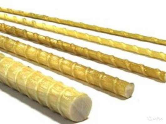Стеклопластиковая арматура от АСК 4 до АСК 30