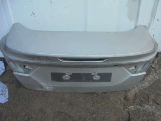 Форд фокус 3 крышка багажник бу