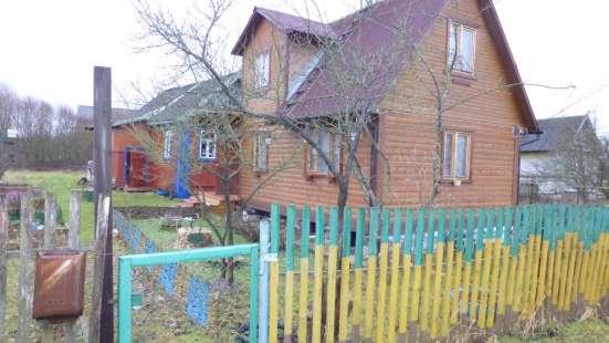 Двухэтажный дом, Новгородский район, п. Тесово-Нетыльский