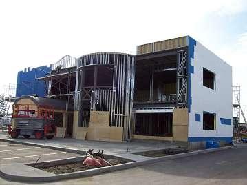 Строительство СТО, магазинов, зданий. Гарантия. Проект в Кемерове Фото 5