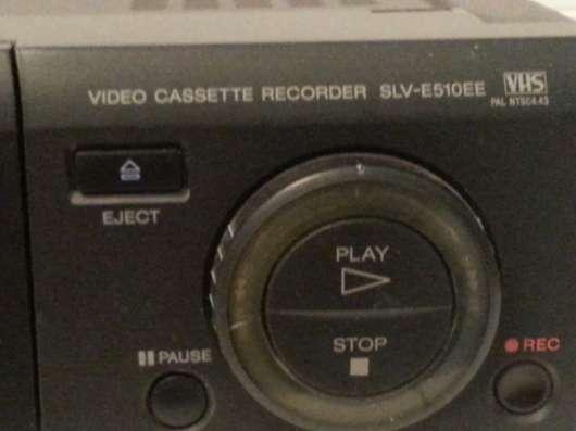 Видеомагнитофон Sony TRILOGIK SLV-E510TT