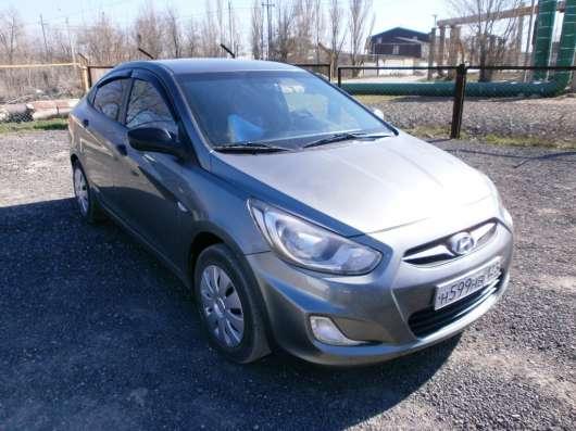 Продажа авто, Hyundai, Solaris, Механика с пробегом 133000 км, в Волжский Фото 5