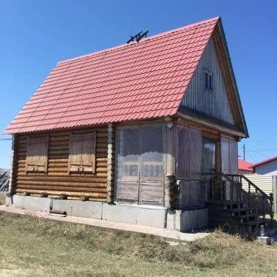 Продам жилой дом с мансардой на берегу оз Арахлей
