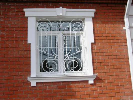 Решетка на окно в г. Симферополь Фото 4