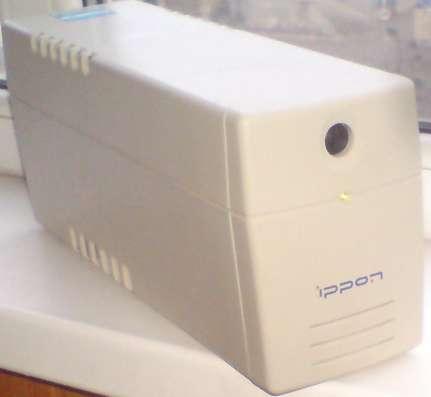 Ибп (UPS) Ippon Back Power Pro 600