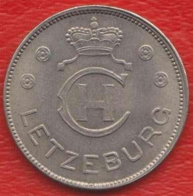 Люксембург 1 франк 1939 г в Орле Фото 1