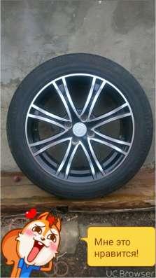 Колеса на автомобиль R16 195-55