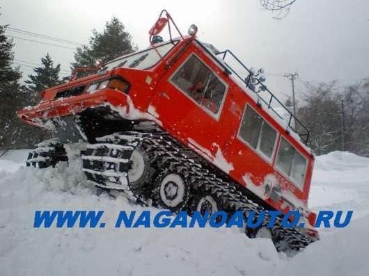 Снегоболотоход ISUZU OM