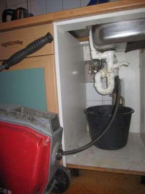 Прочистка канализации. Сантехнические услуги. Севастополь