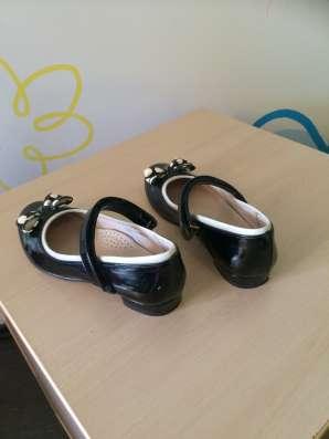 Черные школьные туфли kapika 31 в Екатеринбурге Фото 2