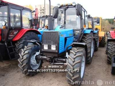 Трактор МТЗ 892.2 в Москве Фото 4