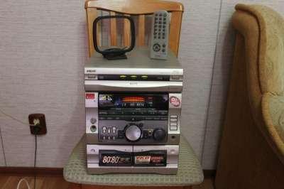 Музыкальный центр Sony RX77S